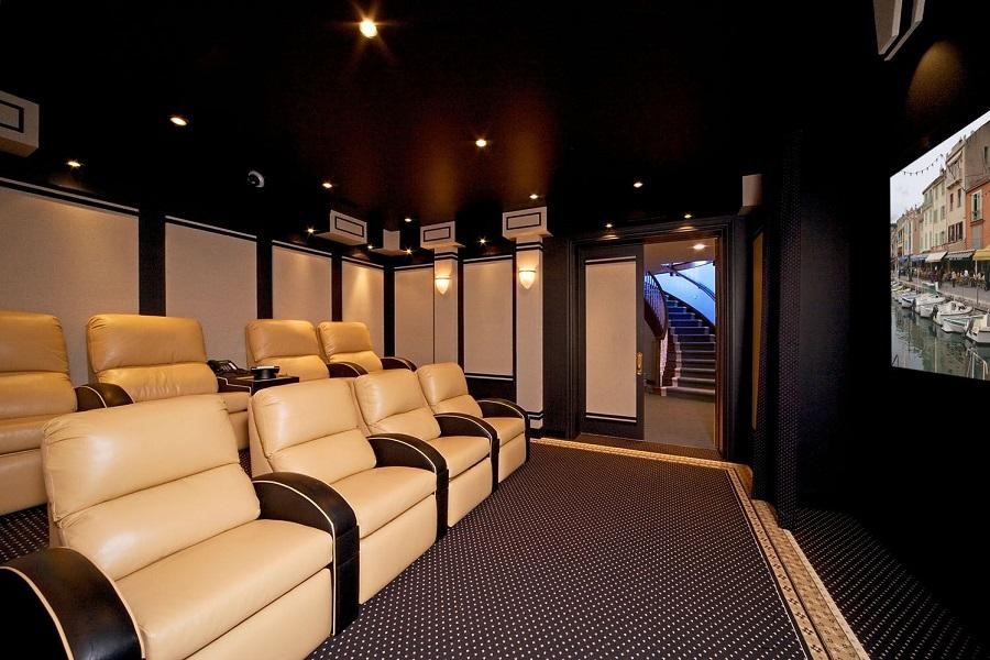 4 Reasons Your Home Theater Outshines the Cineplex